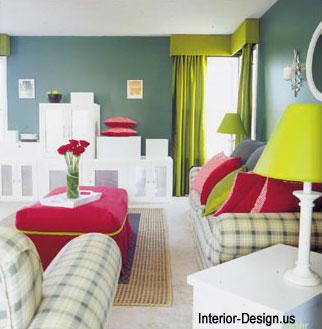 Uso Das Cores Na Decora Ao Design De Interiores Jaqueline Ribeiro