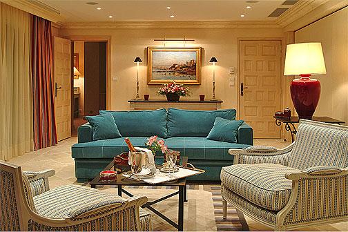 decoracoes de interiores de apartamentos:Uso das cores na decoraçao
