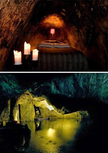 Quarto caverna