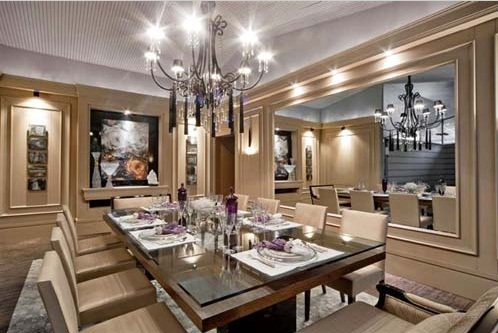 Sala de jantar - Maria Rita Kops e Sandro Jasnievez