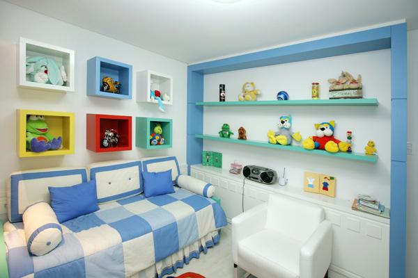 decoracao de interiores quarto infantilQuarto infantil – Marcela