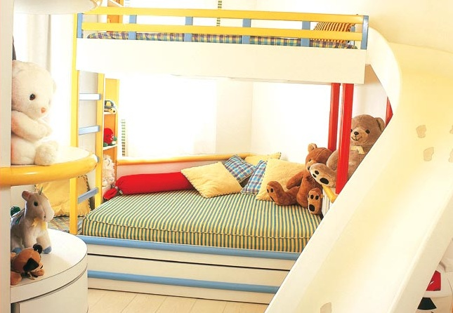 Quarto infantil - Casa e Jardim