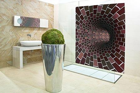 Mosaico 3D - Glassdecor