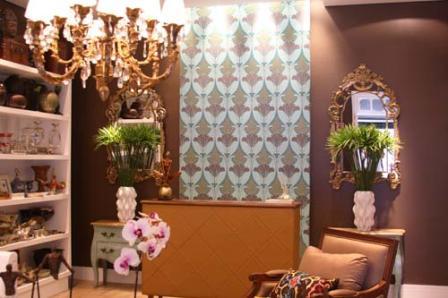 Loja estilo clássico do designer de interiores Fabio Colussi