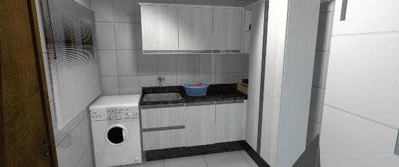 Lavanderia - Projeto 3D