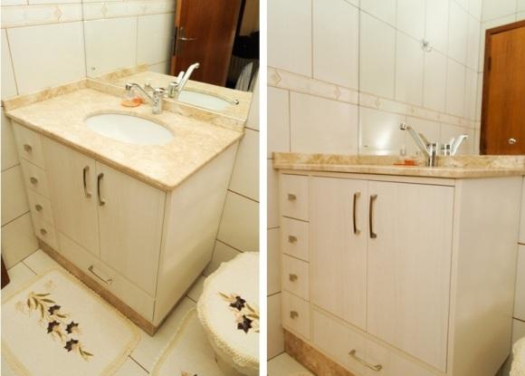 Banheiro - Projeto Executado