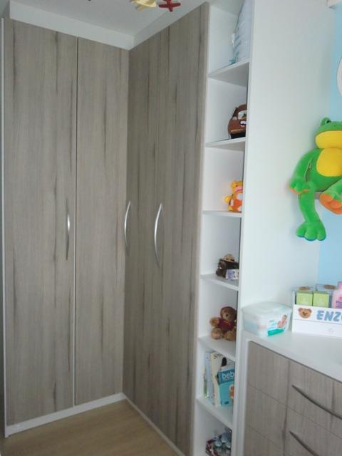 Quarto do bebê Design de Interiores Jaqueline Ribeiro ~ Quarto Planejado Em L