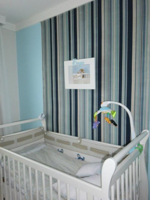 Quarto do bebê  Design de Interiores  Jaqueline Ribeiro