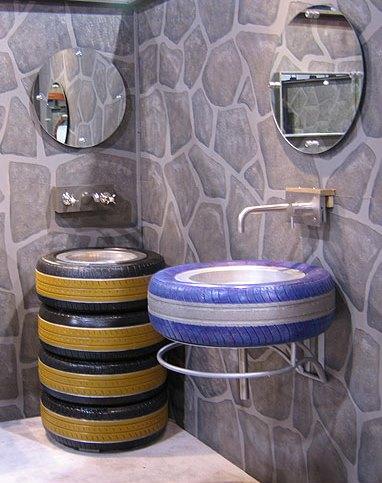 reciclagem-pneus-decoracao-banheiro