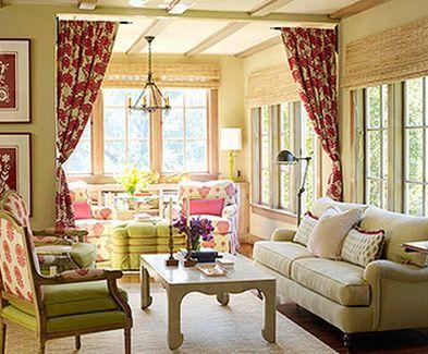 Decora o de casa de campo design de interiores - Casas de campo restauradas ...