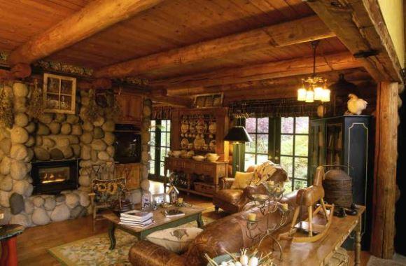 Casa De Campo Interiores Estilos Casas Campo Modernas Interiores - Interiores-casas-de-campo