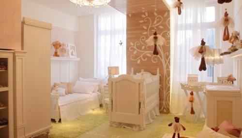 Decoração para Quartos de bebês  Design de Interiores
