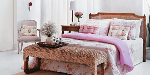Decora o de casa de campo design de interiores - Casas estilo romantico ...