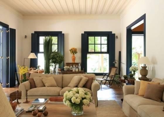 ideias e projetos de decoracao de interiores:Decoracao-Para-Casas-De-Campo