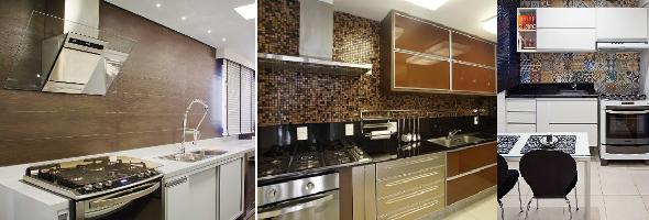 Revestimentos na decoração de cozinhas